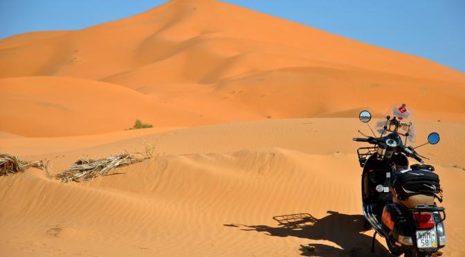 Morocco (Atlas mountain & Sahara desert)