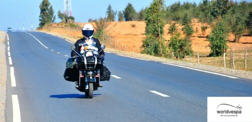 Ταξιδεύοντας προς Kenitra.
