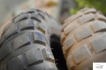 My old tyres
