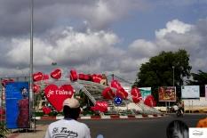 "The ""Love-square""! / Η πλατεία της αγάπης."