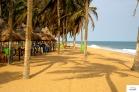Coco Beach at Lome / Η Coco beach στη Λομέ.