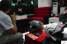 The guys from the MC were really nice! / Τα παιδιά του μοτοσυκλετικού club της Abuja μας ξηγήθηκαν φοβερά!