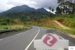 Φοβερό το τοπίο μέχρι την Bamenda!