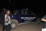 The Hilux on which we were taken to 2 different police stations / Το Hilux με το οποίο η αστυνομία μας έσερνε από τμήμα σε τμήμα μέχρι τα μεσάνυχτα.