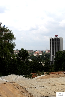 Βόλτα στο κέντρο της Yaounde.