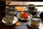 Καφεδάκι και γλυκό μανταρίνι!
