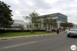 One of the countless shopping malls in Lusaka / Ένα απ'τα αμέτρητα εμπορικά κέντρα στη Lusaka.