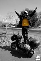 Tar road! / Άσφαλτος!!!