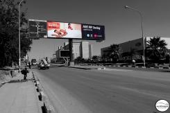 Campaigns against AIDS everywhere / Εκστρατεία ενημέρωσης για το AIDS παντού.