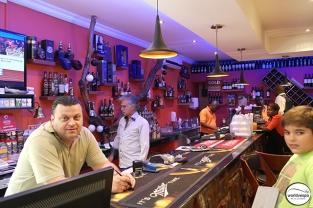 Greek restaurant in Lusaka