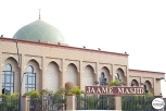 Mosque in Lusaka