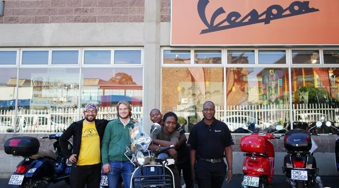 @Vespa South Africa
