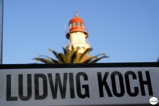 Διάφορες φωτογραφίες που τράβηξα στους δρόμους του Swakopmund