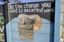 Γίνε η αλλαγή που θέλεις να δεις στον κόσμο