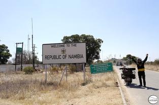 Καλωσορίσατε στη Ναμίμπια