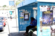 Διάφορες φωτογραφίες που τράβηξα στους δρόμους του Windhoek