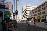 Driving downtown Pretoria / Οδηγώντας στο κέντρο της Πρετόρια