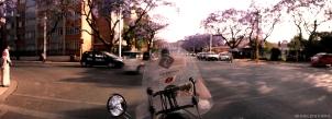 Riding downtown Pretoria / Οδηγώντας στο κέντρο της Πρετόρια