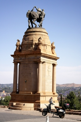 """Union Buildings"", Pretoria / Union Buildings , Πρετόρια"