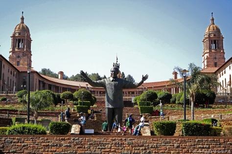 """""""Union Buildings"""", Pretoria / Union Buildings, Πρετόρια"""