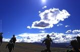 Kids from Lesotho going after us / Λεσοτιανάκια που μας κυνηγούν στο δρόμο
