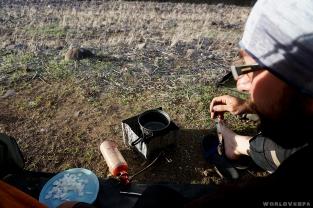 Cooking in nature. The best! / Μαγειρεύοντας στη φύση. Ότι καλύτερο!