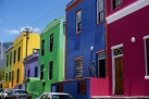 Bo-Kaap: the multicolor, Muslim neighborhood in the center of Cape Town - Bo-Kaap: η πολύχρωμη, μουσουλμανική συνοικία του Κέιπ Τάουν