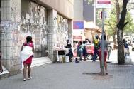 Driving in Johannesburg / Εικόνες από τους δρόμους του Γιοχάνεσμπουργκ