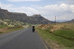 A Dutchman on a bicycle / / Ένας Ολλανδός ποδηλάτης που συναντήσαμε