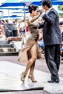 Tango in every street