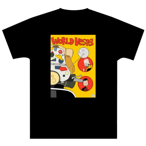 Our new t-shirt (1st option)