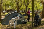 One more free of charge day in a campsite in Argentina (this time with all the amenities included)! / Άλλη μια δωρεάν διανυκτέρευση σε κάμπινγκ της Αργεντινής (αυτή τη φορά με όλα τα κομφόρ)!