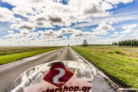 On the road again! / Ξανά στο δρόμο!