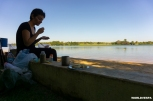 Breakfast in front of the lake / Πρωινό μπροστά στη λίμνη