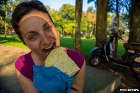 Eventually we found a tasty cheese / Επιτέλους βρήκαμε ένα τυρί της προκοπής