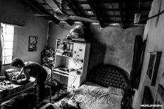At Analia and Carlos Jorje's home / Στο σπίτι της Αναλίας και του Κάρλος Χόρχε
