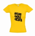 Our new t-shirt (8th option - women's)
