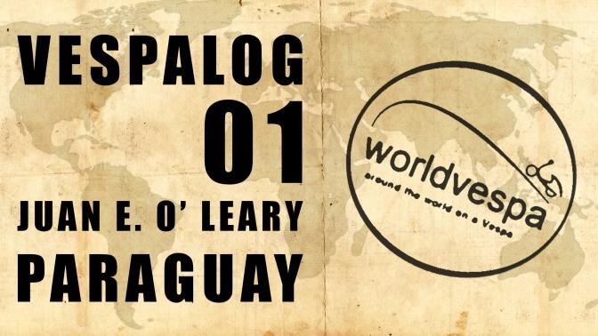 Vespalog 01 (Juan O' Leary, Paraguay)