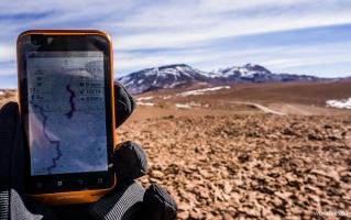 5000 meters above sea level! / Έλα και πιάσαμε το πεντοχίλιαρο!