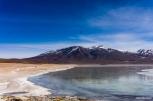 Laguna Blanca (White Lake) / Η λευκή λίμνη