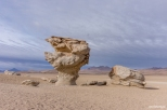 """Arbol de Piedra"" (the stone tree) and other rock formations / Το ""Πέτρινο Δέντρο"" κι άλλοι πέτρινοι σχηματισμοί"