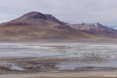 The lakes had already started to freeze / Οι λίμνες είχαν ήδη αρχίσει να παγώνουν