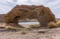 Rock formations and vegetation of the area / Πέτρινοι σχηματισμοί και δείγματα από τη χλωρίδα της περιοχής