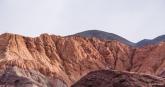 The colorful rocks around Purmamarca – Τα χρωματιστά β΄ραχια γύρω από την Purmamarca