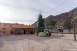 Our campsite in Purmamarca – Το κάμπινγκ που μείναμε στην Purmamarca