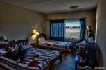Our hotel room in Jama – Το δωμάτιό μας στο Jama