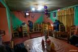 """Llama-ribs and chicken at the traditional """"parrilladas"""" of Uyuni / Παϊδάκια από λάμα και κοτόπουλο στο εστιατόριο της γειτονιάς"""