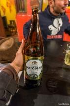 And some local beer-tasting / Και οι απαραίτητες δοκιμές ντόπιας μπύρας