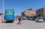 Jesus is everywhere (painted on the bus) / Ο Τζίζους είναι παντού (αερογραφία στο λεωφορείο)