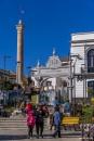 The central square of Potosi / Στην κεντρική πλατεία του Ποτοσί